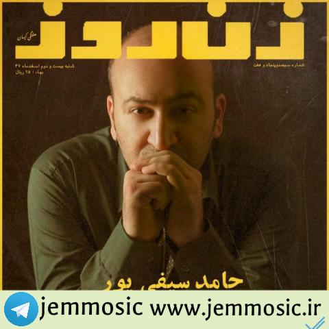 دانلود آهنگ جدید حامد سیفی پور به نام زن روز