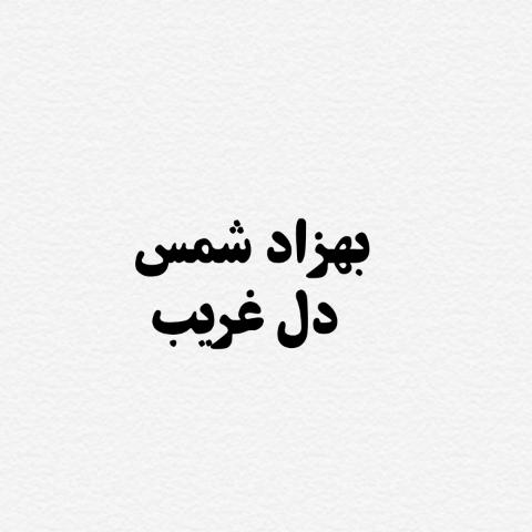 دانلود آهنگ کرمانجی جدید بهزاد شمس به نام آی دلم