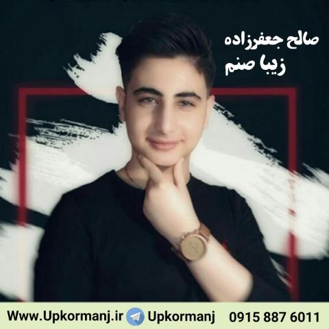 دانلود آهنگ جدید صالح جعفرزاده به نام زیبا صنم