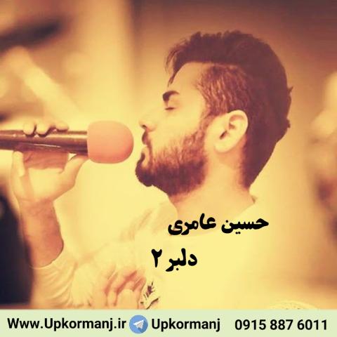 دانلود آهنگ جدید حسین عامری به نام دلبر2